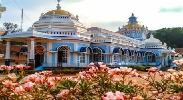 Culture Trivia Question: Which is this famous temple in Goa, India?