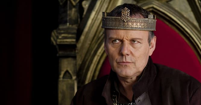 History Trivia Question: Which legendary king inherited the crown of Britain from Uther Pendragon?