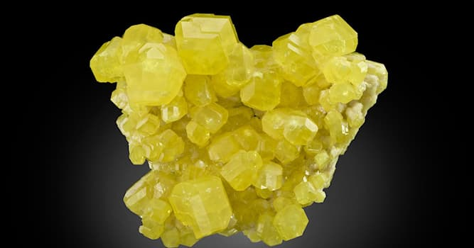 Science Trivia Question: What is the atomic number of the element Sulfur?