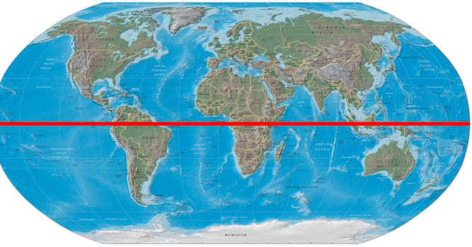 Geography Trivia Question: Which of these nicknames commemorates sailors who have already crossed the Equator?