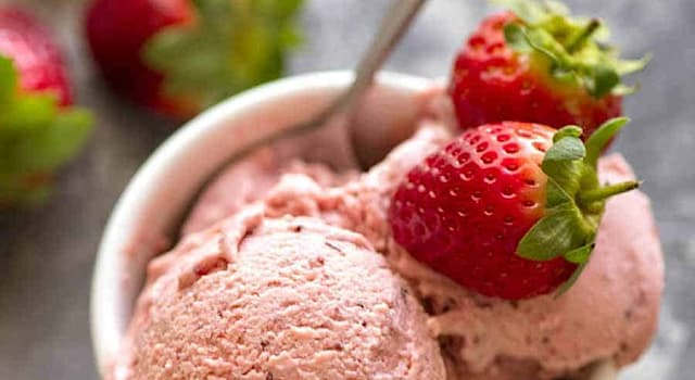 Culture Trivia Question: Which type of ice creams is composed of vanilla, chocolate and strawberry?