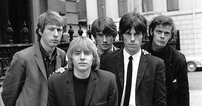 Culture Trivia Question: Which one of these guitarists never played with the 60's UK band The Yardbirds?