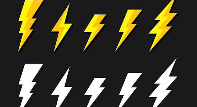 History Trivia Question: Which rock star had a logo of a lightning bolt with the initials TCB (Takin' Care of Business) on his plane?
