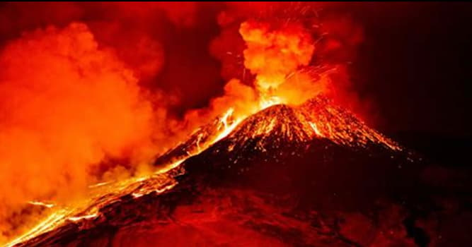 Geography Trivia Question: Which U.S. state has the largest number of active or potentially active (dormant) volcanoes?