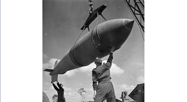 History Trivia Question: Who invented the seismic bomb?