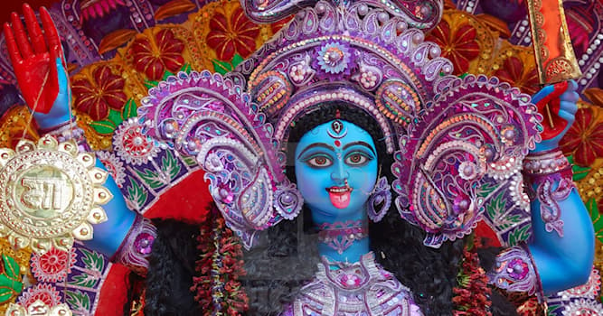 Culture Trivia Question: Who is the goddess of death in Hinduism?
