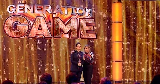 """Movies & TV Trivia Question: Who was not a presenter of the British game show """"The Generation Game""""?"""