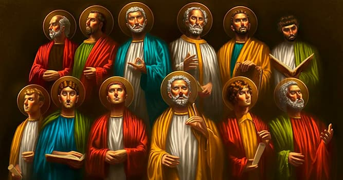 History Trivia Question: Who was one of the 12 apostles of Jesus Christ?