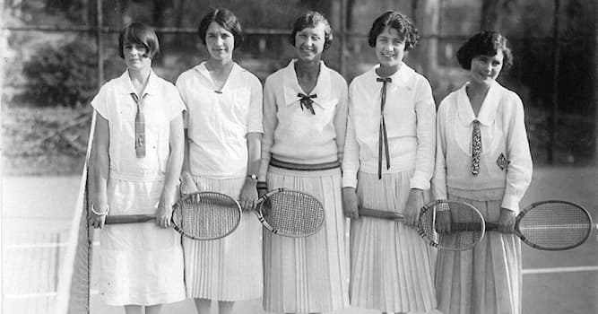 Sport Trivia Question: Who was the first foreign woman to win a major tennis tournament in the U.S.A.?