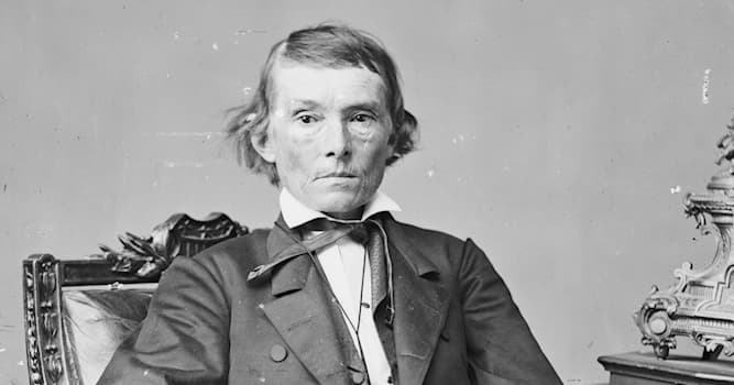 """History Trivia Question: Who was the leading official of the Confederate States of America that gave the """"Cornerstone"""" speech?"""