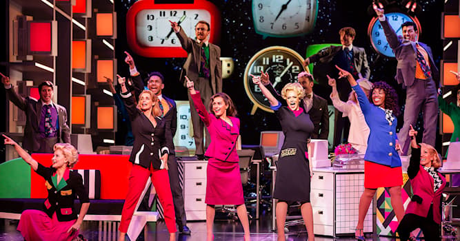 """Culture Trivia Question: Who wrote the music and lyrics to """"9 to 5: The Musical""""?"""