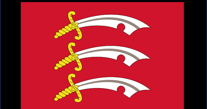 Geography Trivia Question: Whose flag is this?