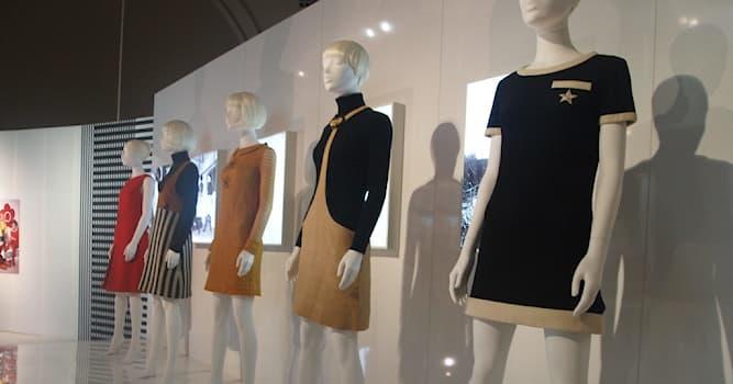 История Вопрос: Британский дизайнер Мэри Куант считается создательницей какого предмета женского гардероба?