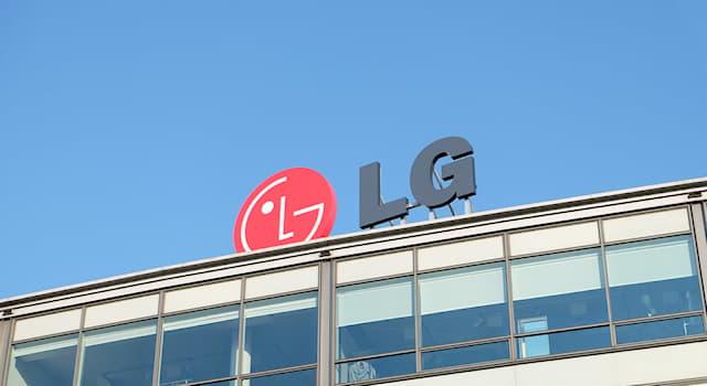 Общество Вопрос: Где была основана компания по производству потребительской электроники и бытовой техники LG Electronics?