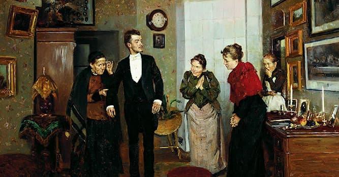 Культура Вопрос: Как называется эта картина русского художника-передвижника Владимира Маковского?