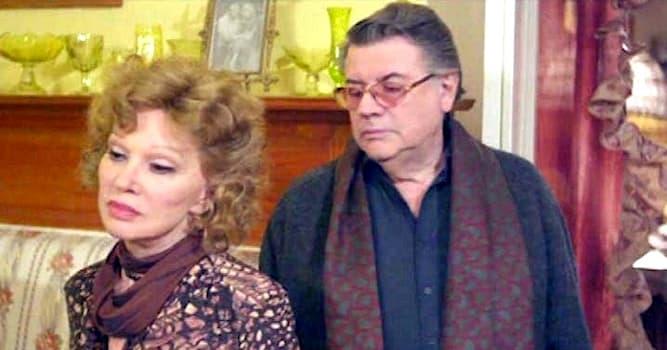 Кино Вопрос: Как называется фильм, единственная режиссёрская работа актрисы Людмилы Гурченко?