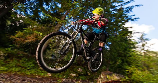 Спорт Вопрос: Как называется скоростной спуск в велосипедном спорте?