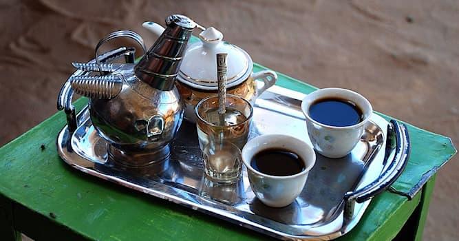 Общество Вопрос: Как называется традиционный керамический сосуд, используемый для приготовления кофе в Эфиопии и Эритрее?