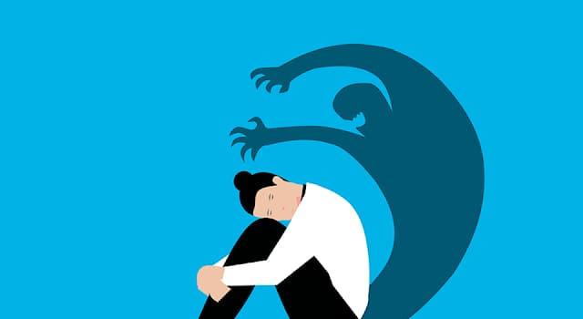 Общество Вопрос: Как называется внутреннее состояние, обусловленное грозящим реальным или предполагаемым бедствием?
