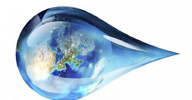 География Вопрос: Как называется водная оболочка земли?