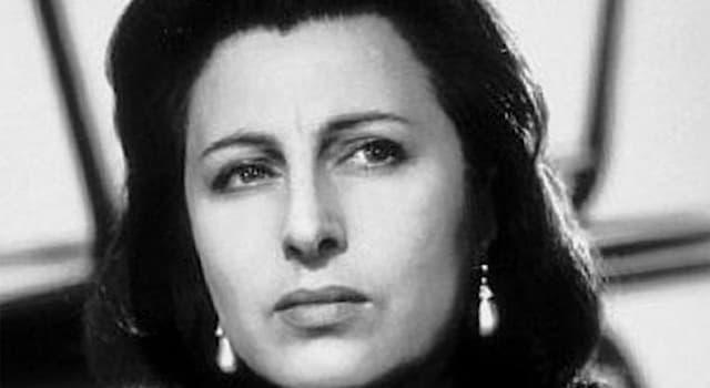 Кино Вопрос: Какая выдающаяся европейская актриса XX века изображена на фото?
