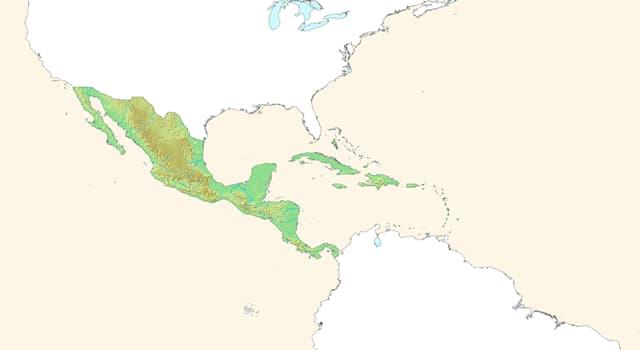 География Вопрос: Какое из перечисленных государств находится в Центральной Америке?