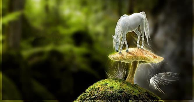 Природа Вопрос: Какой гриб англичане называют лошадиным?