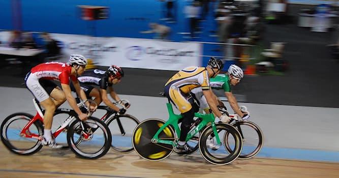 Спорт Вопрос: Кейрин — это разновидность велотрековых гонок. Где она была придумана?