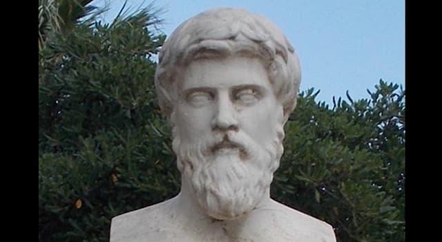 История Вопрос: Кто такой Плутарх (ок. 45 — ок. 125 н.э.), изображенный на фотографии?