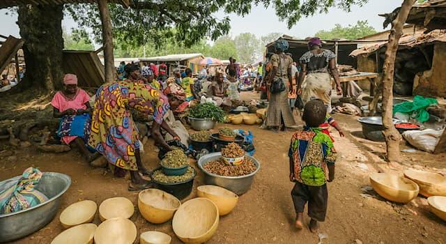 География Вопрос: На каком континенте находится государство Гана?