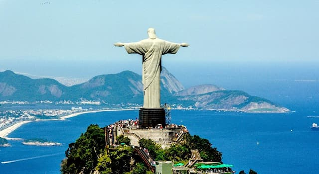 География Вопрос: На каком материке находится Бразилия?