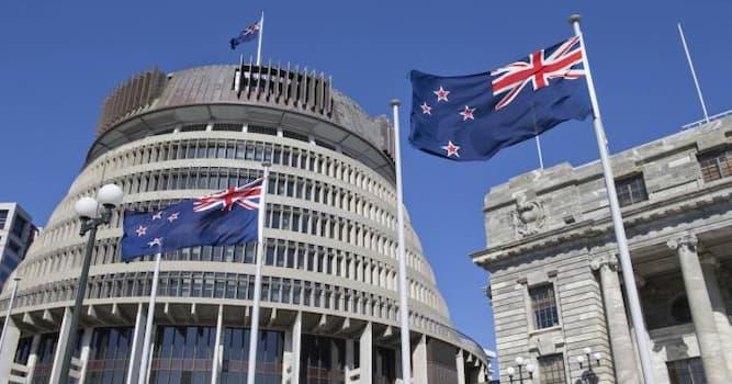 География Вопрос: На каком острове расположена столица Новой Зеландии город Веллингтон?