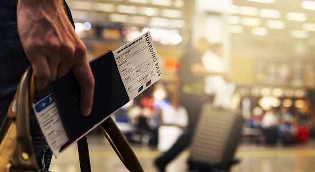 Общество Вопрос: По коридору какого цвета проходят пассажиры аэропорта, которые декларируют товары?