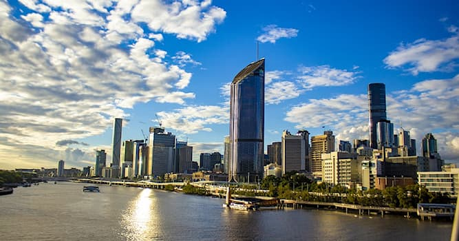 География Вопрос: Штатом какой страны является Квинсленд?
