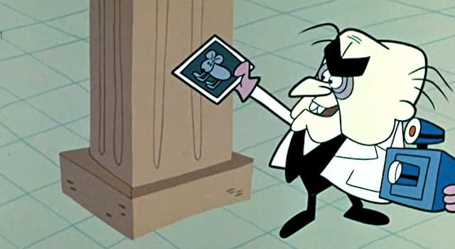 Movies & TV Trivia Question: Simon Bar Sinister is the main antagonist in which American animated TV series?