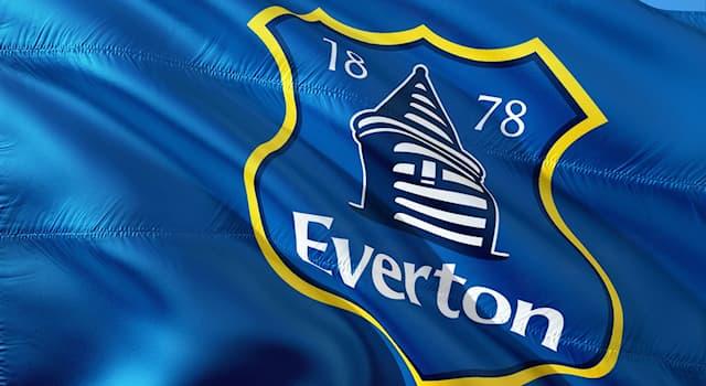 Спорт Вопрос: В какой стране базируется профессиональный футбольный клуб Эвертон?
