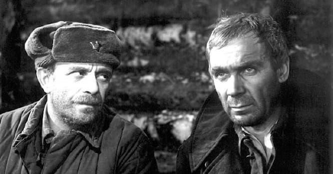 Кино Вопрос: В каком году вышел в прокат фильм режиссёра Алексея Германа «Проверка на дорогах», снятого в 1971 году?