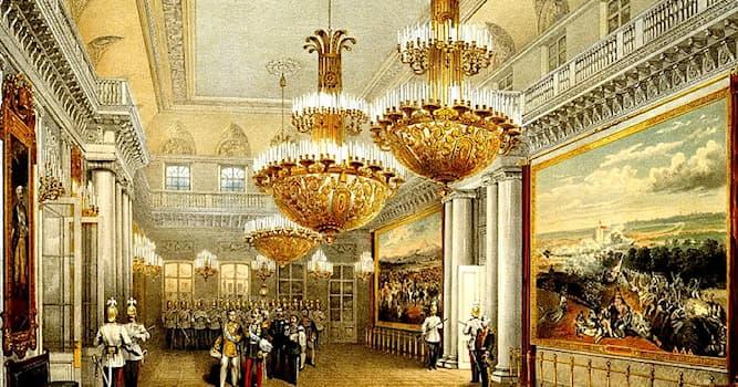 Культура Вопрос: В каком из перечисленных дворцов Санкт-Петербурга есть фельдмаршальский зал?