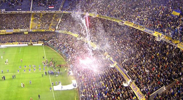 Спорт Вопрос: В каком виде спорта проводится турнир Рекопа Южной Америки?