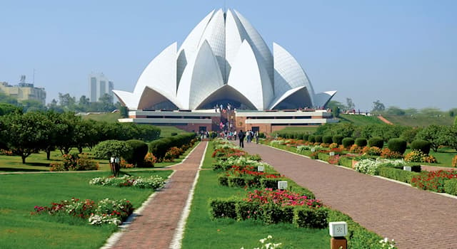 Culture Trivia Question: What is the name of this temple in Delhi pictured below?