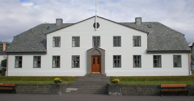 History Trivia Question: When did Iceland build its first prison?
