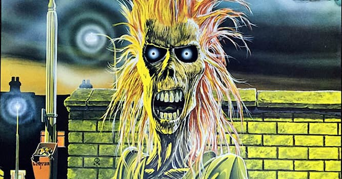 Culture Trivia Question: Which of these musicians appeared on Iron Maiden's first studio album?