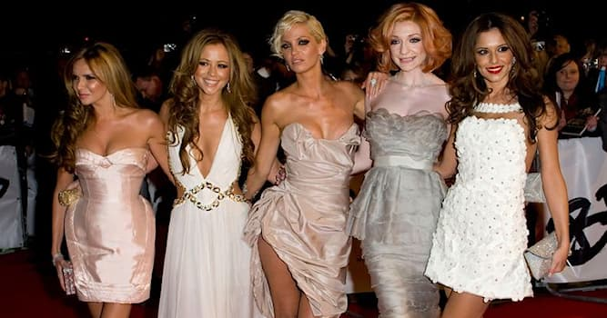 Society Trivia Question: Which was the British girl group Girls Aloud's first single not to reach the top ten on the UK Singles Chart?